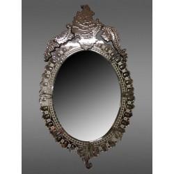 Spiegel des Venedig-Ovals é Fronton