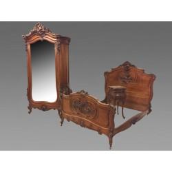 Schlafzimmer é Coucher Stil Louis XV Rocaille