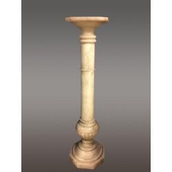 Alabaster-Säule, Zeitraum 1900