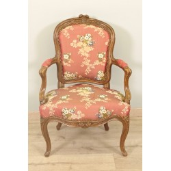 Cabriolet-Sessel Louis XV. Periode