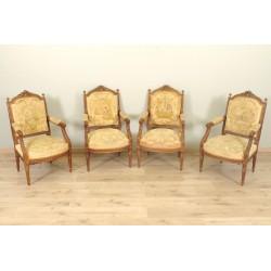 Sessel im Stil Louis XVI