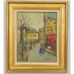 Rues De Paris von Van Den Bussche
