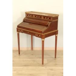 Mahagonihang-Schreibtisch im Stil Louis XVI