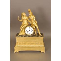 Uhrenstil Troubadour Charles X