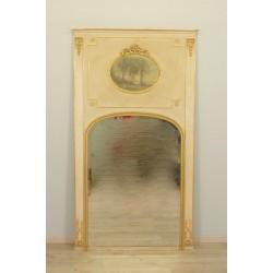 Trumeau-Spiegel im Stil Louis XVI