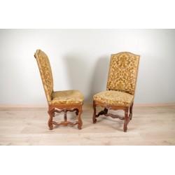Paar Stühle Louis XIV