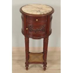 Nachttisch im Louis XVI-Stil
