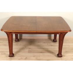 Jugendstil-Tisch von Louis Majorelle