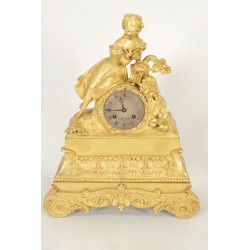 Uhr Karl X. Goldene Bronze
