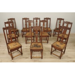 Renaissance Stil Esszimmer Stühle