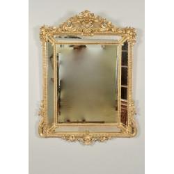 Goldener Holzspiegel Parecloses Napoleon III