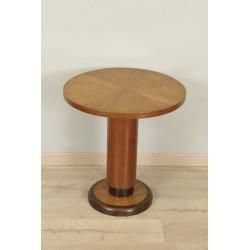 Art-Deco-Sockel-Tisch