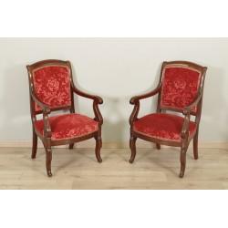 Paar Sessel aus der Restaurationszeit