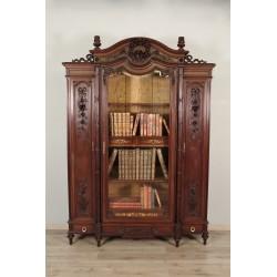 Bibliothek im Stil Louis XVI