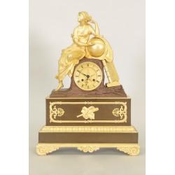 Charles X Allegorie Astrologie Uhr