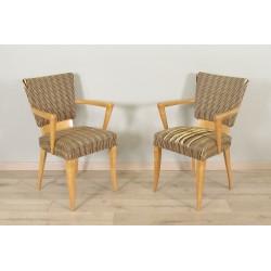 Paar Sycamore-Sessel von 1950