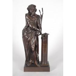 Bronze Jesus 19. Jahrhundert