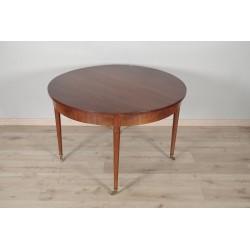 Mahagoni-Tisch im Louis XVI-Stil