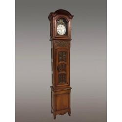 Uhr Louis XV Nussbaum