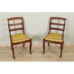 Paar Stühle aus der Restaurationszeit