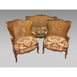 Sofa und Hirten Louis XV Stil
