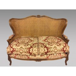 Sofa im Stil von Louis XV