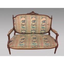 Sofa im Louis XVI-Stil