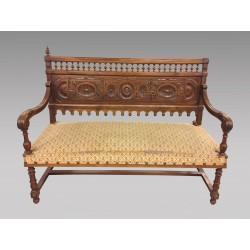 Sofa im Renaissance-Stil